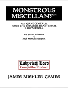 Monstrous Miscellany #02