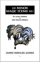 20 Minor Magic Items #01
