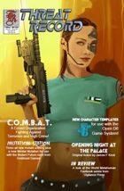 Threat Record Vol. I, Issue #3