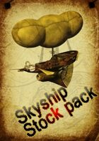 Sky Ship Stock Pack