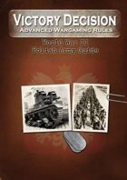 Victory Decision: WW II - Polish Army Guide