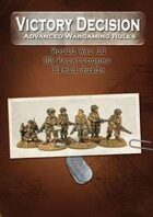 Victory Decision: WW II - US Paratrooper Field Guide