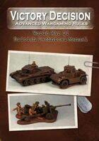 Victory Decision: WW II - British Technical Manual