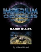 Imperium Chronicles Role Playing Game - Basic Rules