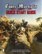 Codex Martialis: Quick Start Guide