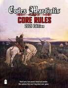 Codex Martialis: Core Rules (2021 Edition)