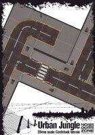 Road sections for 28mm wargaming