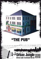 The Pub - Cardstock building