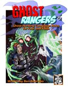 GhostRangers - Ghost-hunting campaign sourcebook for Fear and Faith