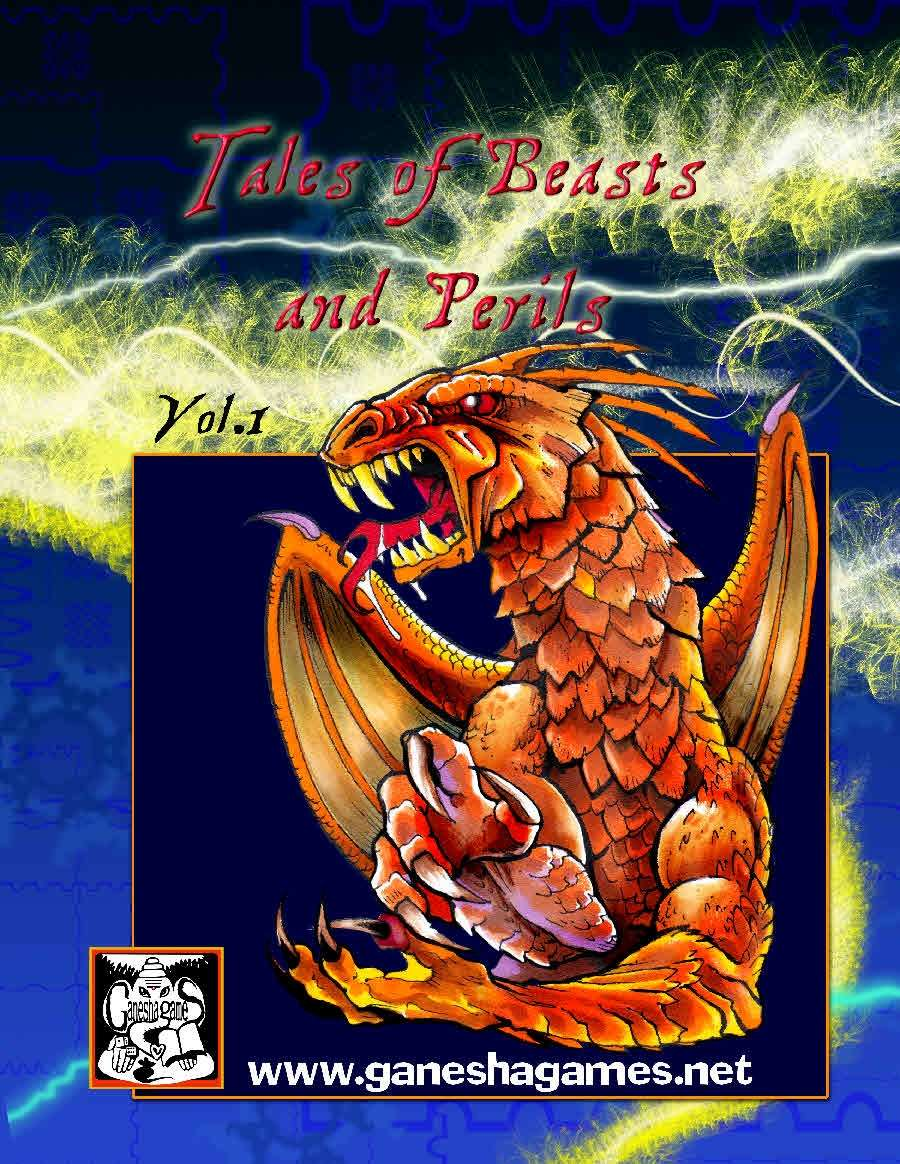 Tales of Beasts and Perils GM's book for TBH
