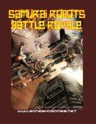 Samurai Robots Battle Royale