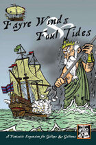 Fayre Winds And Foul Tides