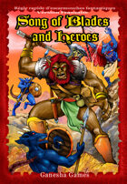Song of Blades and Heroes FRENCH LANGUAGE VERSION