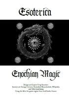 Esoterica - Enochian magic