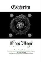 Esoterica - Chaos magic