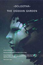 Golgotha - The Obsidian Garden