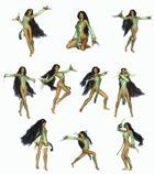 Blade Dance Art Pack