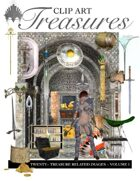 """""""Create your own Image"""" Treasures Clipart Vol1"""