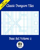 Classic Dungeon Tiles: Base Set Volume 2