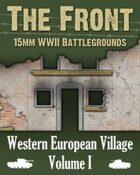The Front: Western European Village Volume I