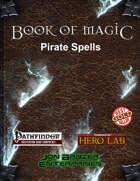 Book of Magic: Pirate Spells (PFRPG)