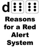 d66 Reasons for a Red Alert System