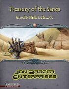 Treasury of the Sands (PFRPG)