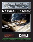 Foreven Worlds: Massina Subsector (Traveller)