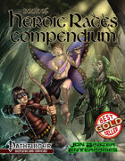 Book of Heroic Races Compendium (PFRPG)