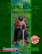 Book of Heroic Races: Advanced Tengus (PFRPG)