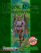 Book of Heroic Races: Advanced Wyvarans (PFRPG)