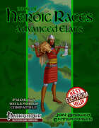 Book of Heroic Races: Advanced Elans (PFRPG)