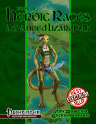Book of Heroic Races: Advanced Lizardfolk (PFRPG)