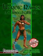 Book of Heroic Races: Advanced Gillmen (PFRPG)