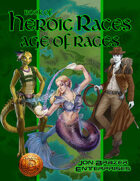 Book of Heroic Races: Age of Races for Fantasy Grounds (13th Age Compatible)