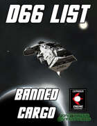 d66 Banned Cargo
