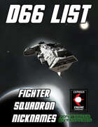 d66 Fighter Squadron Nicknames