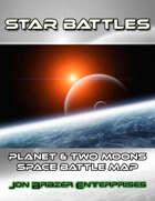 Star Battles: Orbital Sunrise Space Map Pack [BUNDLE]
