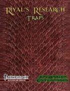 Riyal's Research: Traps (PFRPG)