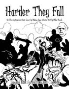 Harder They Fall (For Part-Time Gods)