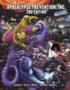 Apocalypse Prevention, Inc. 2nd Edition