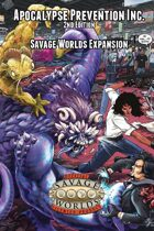 API2E - Savage Worlds Expansion