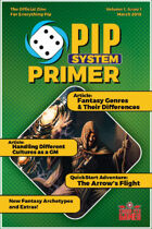 Pip System Primer #1 - Fantasy