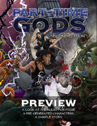 Part-Time Gods Second Edition Preview