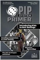 Pip System Primer #2 - Noir