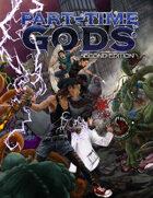 Part-Time Gods Second Edition