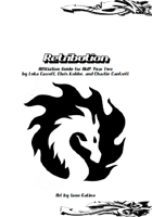 Affiliation Guide: Retribution (for AMP: Year Two)