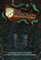 H. P. Lovecraft Preparatory Academy