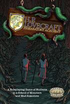 H. P. Lovecraft Preparatory Academy: Savage Worlds Edition