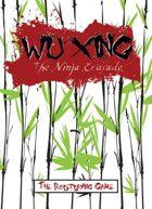 Wu Xing: The Ninja Crusade